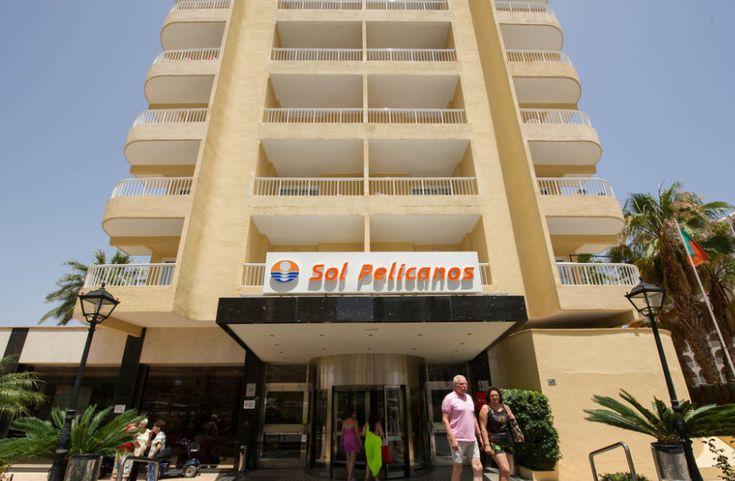 Sol Pelicanos Ocas Hotel (Solana Hotel)