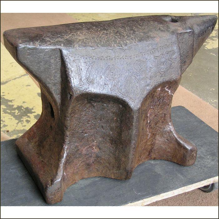 A Swiss anvil For Sale   Antiques.com   Classifieds