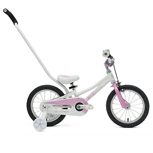 ByK E250 Kids Bike 14 inch Wheels 65 inch Frame Girls Bike Pink >>> You can find out more details at the link of the image. This is an Amazon Affiliate links.