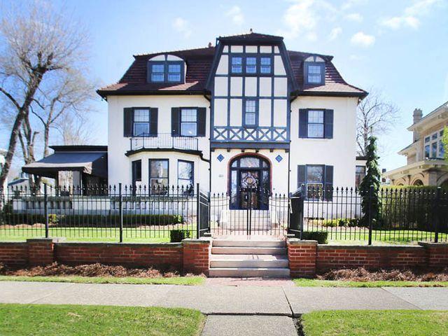 Renovation Restores Goebel Hudson Mansion In Indian