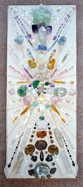 HOLY speechless crystal grid! Now that's a grid if I ever saw one!!!