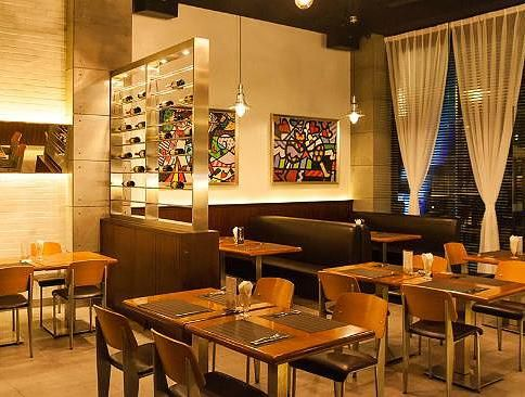 BOCCA RESTAURANT Shop 110, Canton Place, Haifeng Road, Huacheng Avenue, Zhujiang New Town, Tianhe District, Guangzhou / Phone: 8759-1558 /
