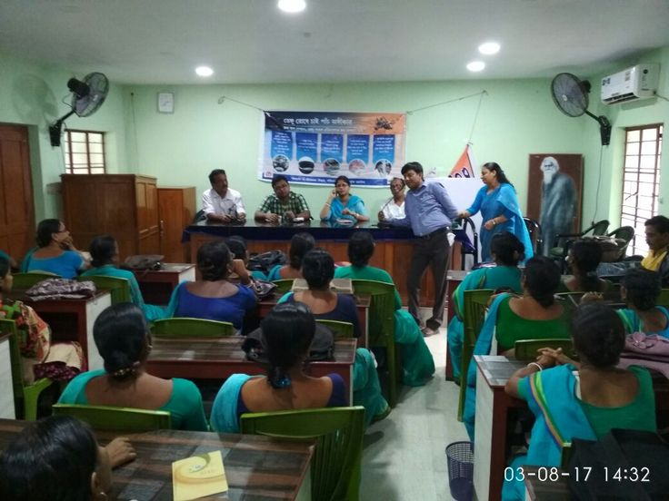 Workshop cum awareness campaign on Vector Borne Diseases at Shyampur-I block in Howrah district, in presence of Sabhadhipati, GP (Gram Panchayat) Pradhan, Karmadhakhyas, BDO, Jt. BDO, BMOH, CDPO, BPHN, SI of Schools, AWW workers and Head Teachers of most of the schools.