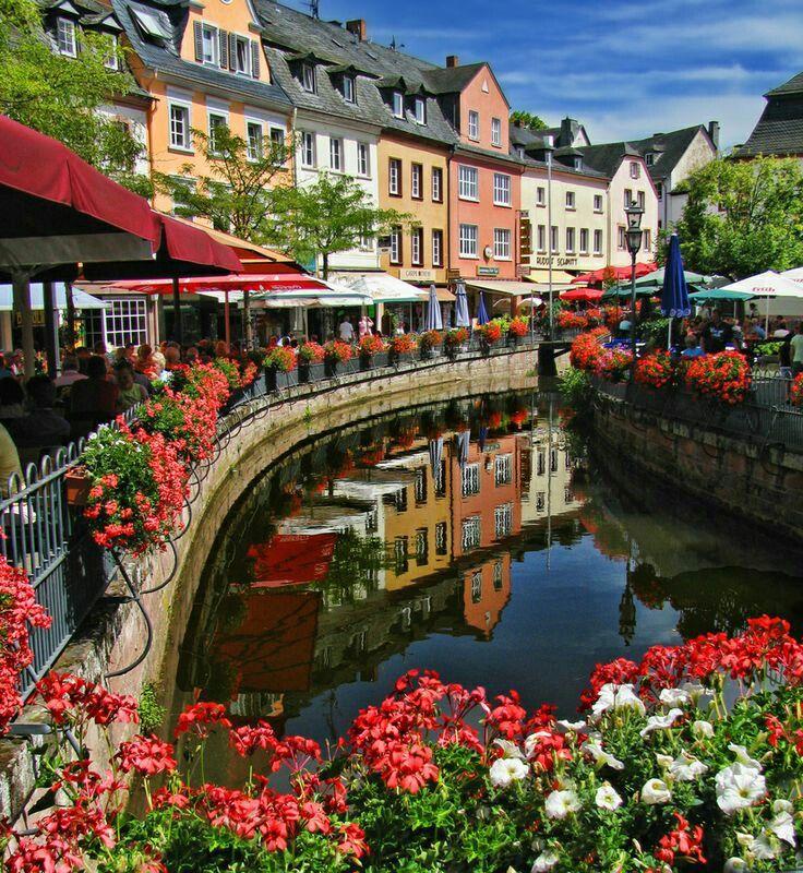 Saarburg .. Germany