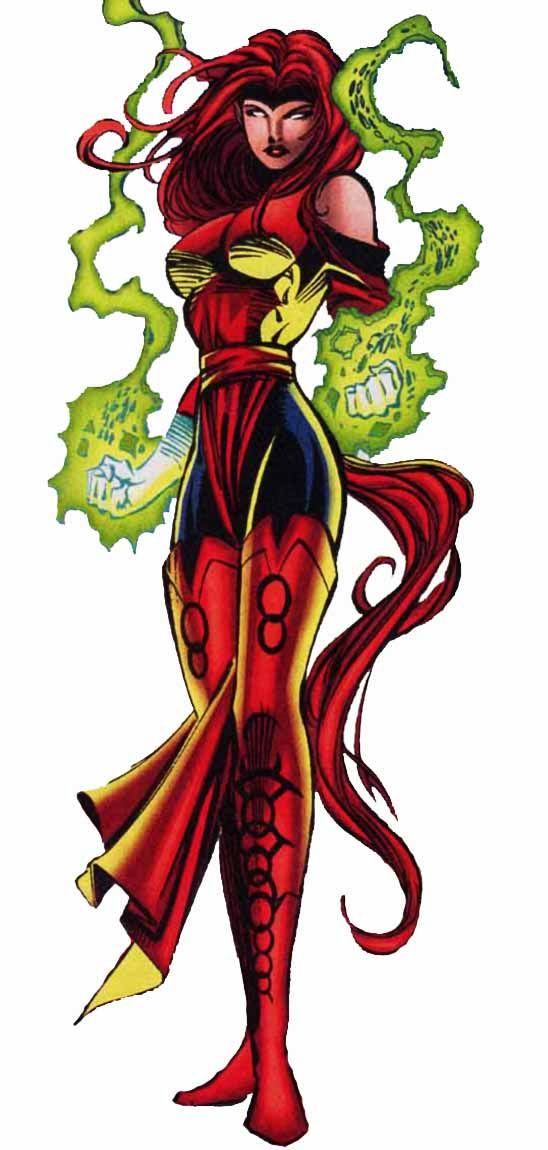 scarlet witch | Scarlet Witch | Sirenas Asesinas