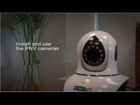 How to Install PnV cameras