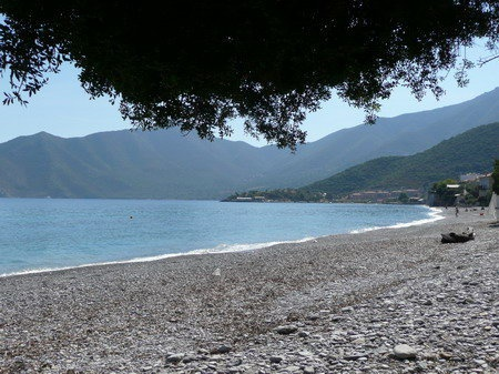 Poulithra Beach, Greece