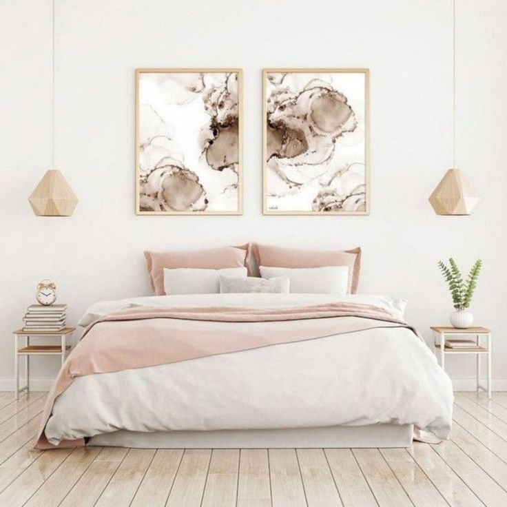 The Pinterest Proven Formula For The Ultimate Cozy Bedroom: Beautiful Scandinavian Style Bedroom Decor Ideas