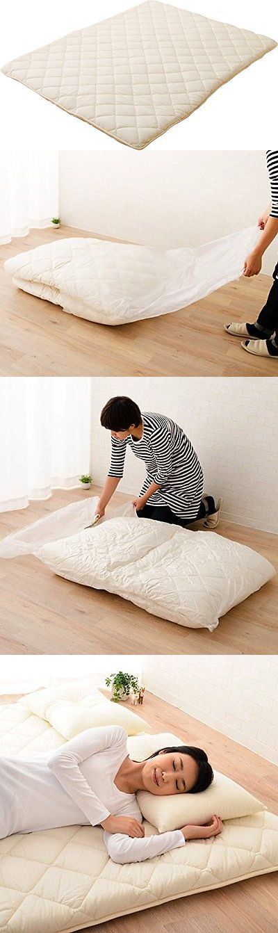 Futons Frames and Covers 131579: Emoor Japanese Traditional Futon Mattress Classe , Queen Size. Made In Japan -> BUY IT NOW ONLY: $200 on eBay!