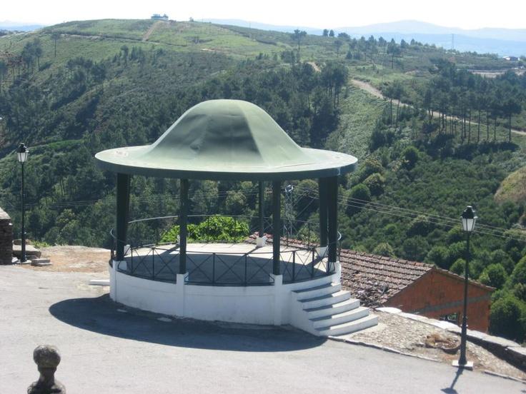 Reanimar os Coretos em Portugal: Santa Marta de Penaguião