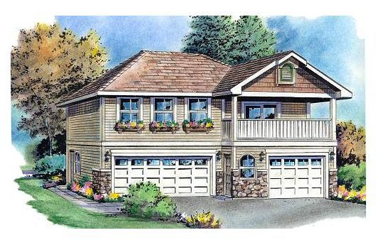 Log Garage Apartment Plans Woodworking Projects Plans