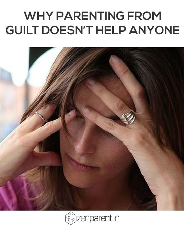 Is Guilt Getting the Best of You?