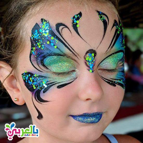 رسومات على وجوه الاطفال سهلة للبنات افكار حفلات للاطفال بالعربي نتعلم Face Painting Easy Face Painting Designs Girl Face Painting