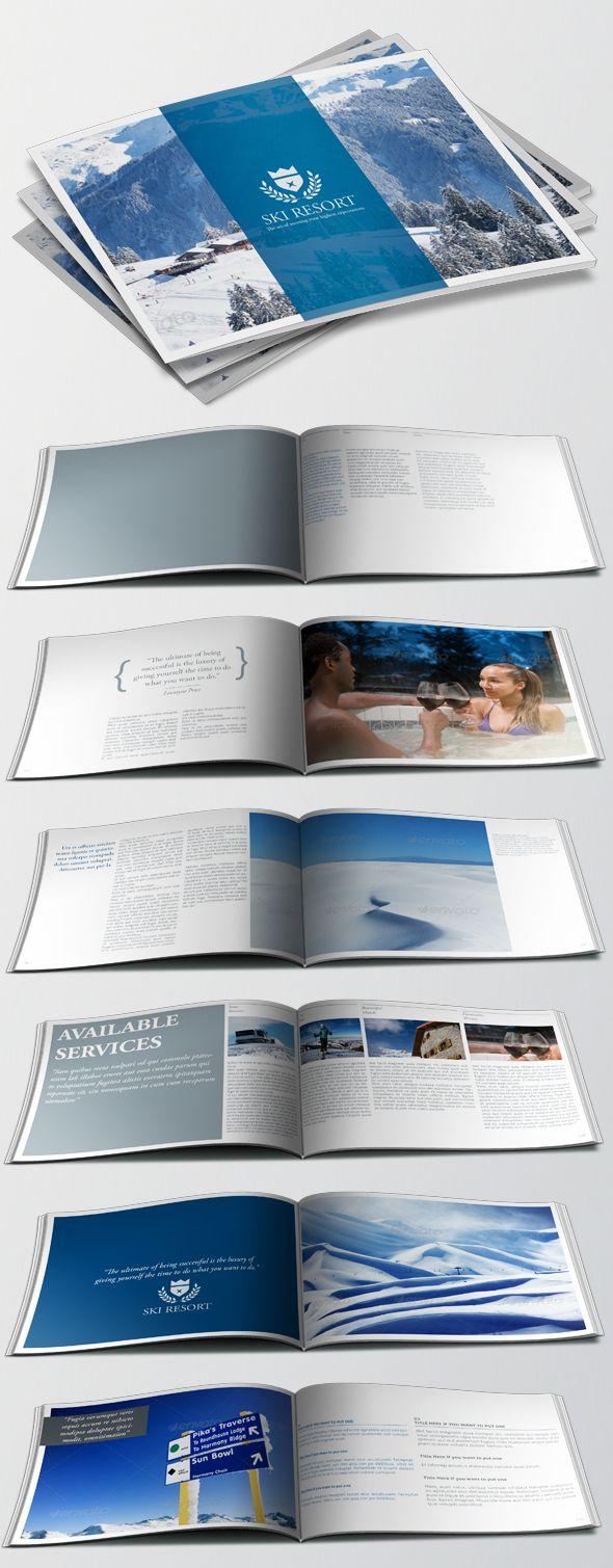 A5 Booklet/Brochure by andre28 (via Creattica)