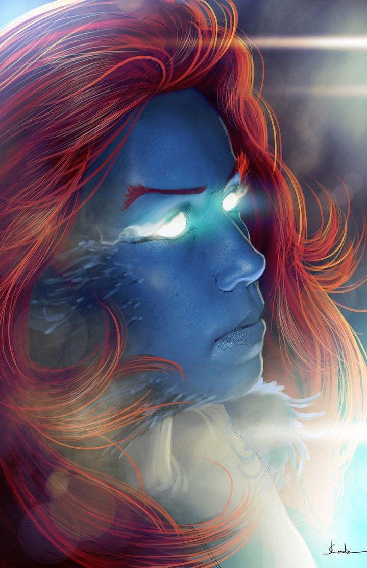 mystique by ~genesisa on deviantART