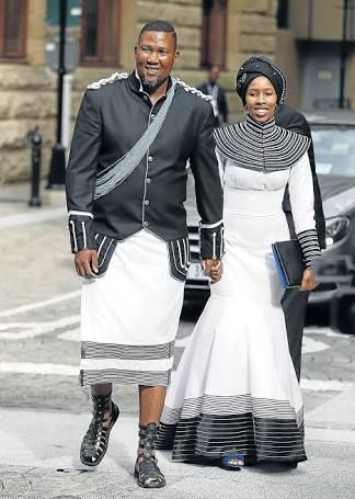 SA bRIDAL couple