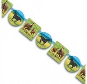 Party Time Celebrations  - Horse Party Banner, $7.95 (http://www.partytimecelebrations.com.au/horse-party-banner/)
