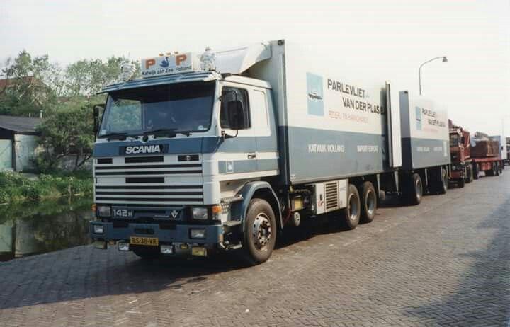 SCANIA 142 H V8 BS-38-VR
