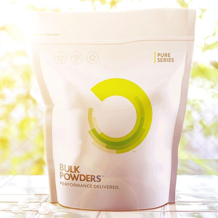 Vitamin D Tabletten (5000 I. E.) von Bulk Powders. Extrem hohe Bioverfügbarkeit des wichtigen, fettlöslichen Vitamin B. Enthält unglaubliche 5000 I. E. pro Tablette.