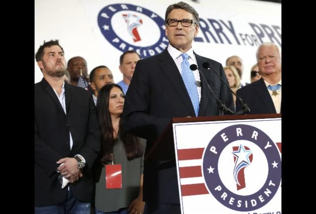 Welcome Back, Rick Perry: Will 2016 Be Different Than 2012? Rick Perry  #RickPerry