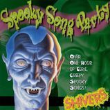 Spooky Song Party [CD]