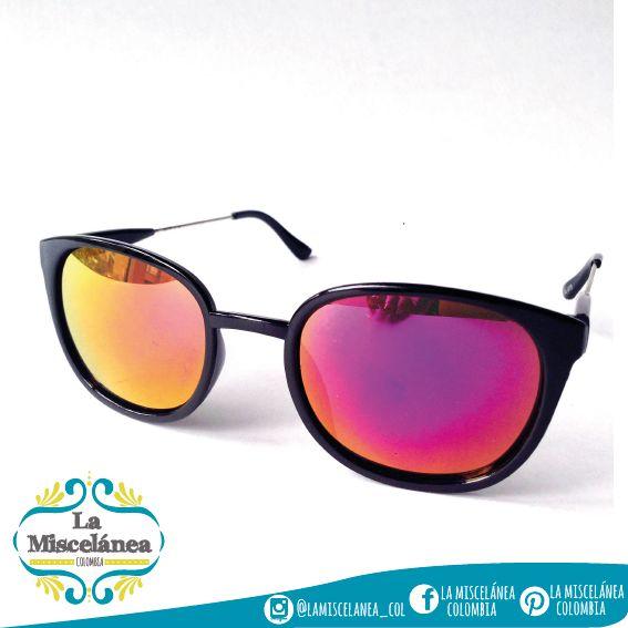 Gafas de sol Tornasol ☀️!!! Envíos nacionales 100% seguros ✈️ Escríbenos por whatsapp  3135724122