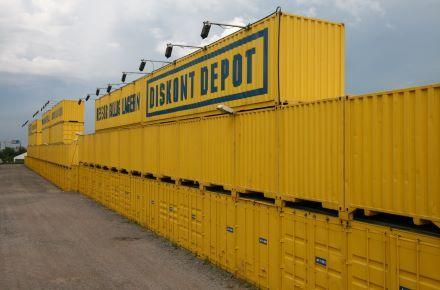 Self-storage depot , AT-Vienna