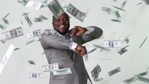 Image result for businessman flicking money