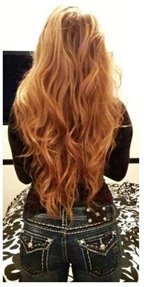 super long layered hair - Google Search
