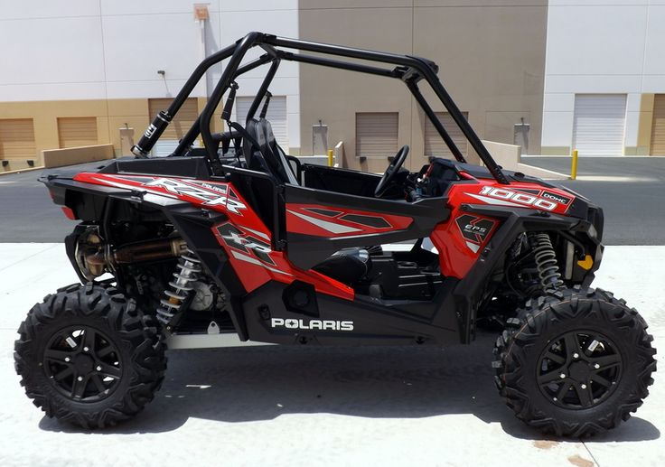 2015 Polaris RZR XP 1000 EPS Havasu Red Pearl