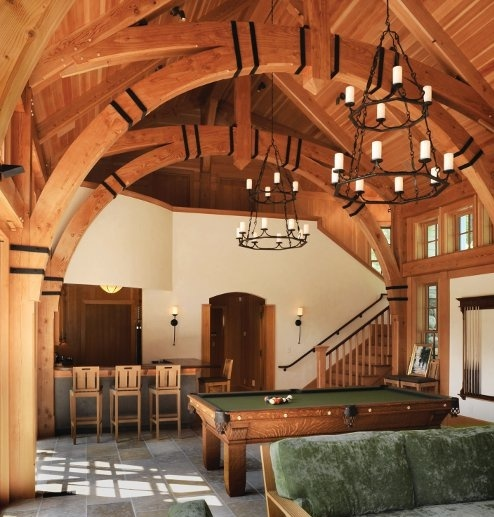 Timber Frame Ceiling Fan : Images about beams ceiling treatments on pinterest