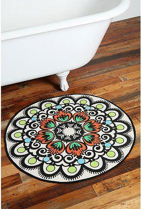 circle bathroom rugs | roselawnlutheran