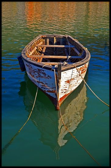 83 best Old wooden row boats images on Pinterest ...