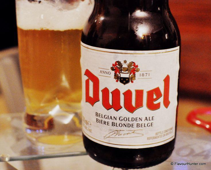 Duvel - #Belgian Golden Ale