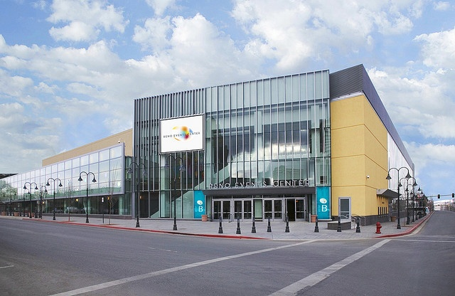 The Reno Events Center is part of a 65 million dollar two-phased project that will bring special events and convention/meeting venues to downtown Reno. 118,000 sq. ft facility #meetings #conventions #venue