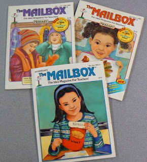 Elementary: The Mailbox Magazines - Preschool, Kindergarten, Grade 1, Grade 2-3, & Intermediate