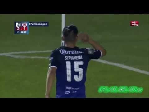Queretaro FC vs Cruz Azul - http://www.footballreplay.net/football/2017/01/19/queretaro-fc-vs-cruz-azul/
