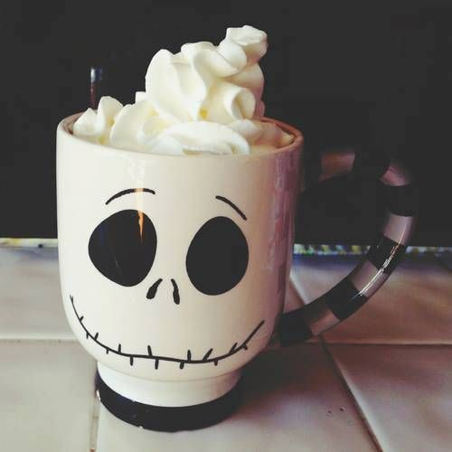 I want this in my life, please!! I love the nightmare before Christmas.