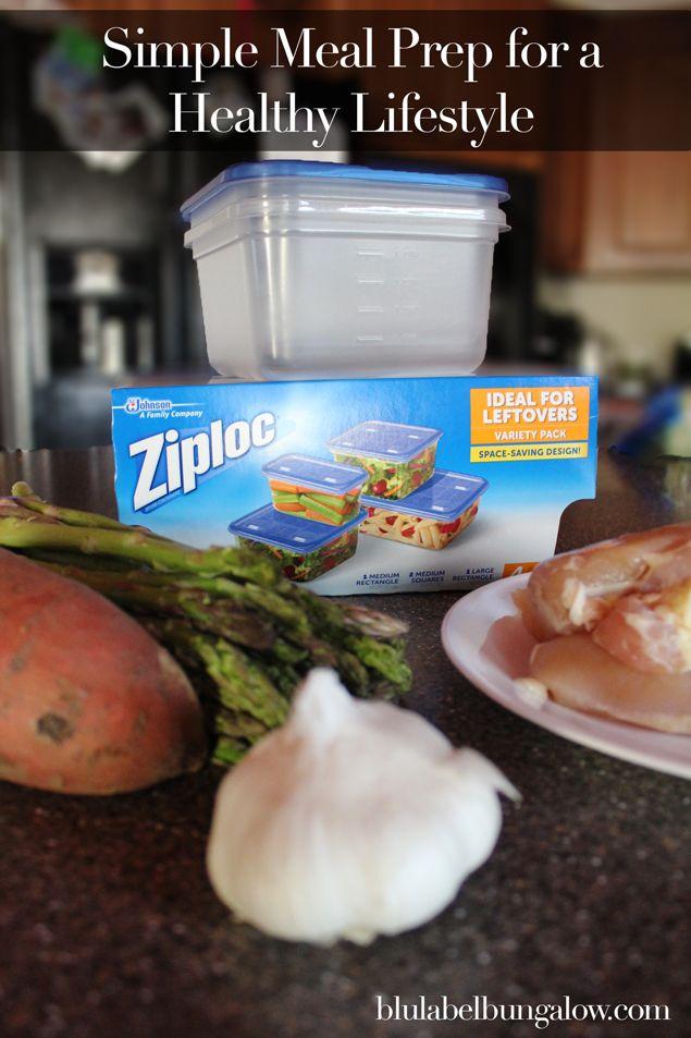 Simple-Meal-Prep-Hero, thanks @mrserikaward !! #ziploc