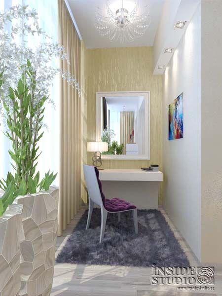 Návrh interiérů. Interior Family House. Architect Irina Richter. INSIDE-STUDIO Prague