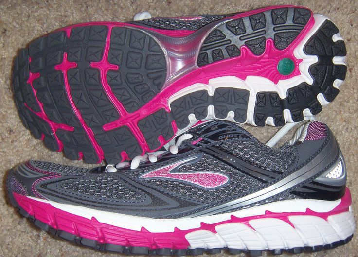 New Womens Brooks Ghost 5 Limited Running Shoes Size 8