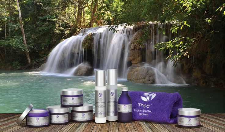 Everything that's best our our skin and body comes from nature and we're 90% water. http://www.theaskincare.com/spa-and-wellness/spa-products-and-spa-offers