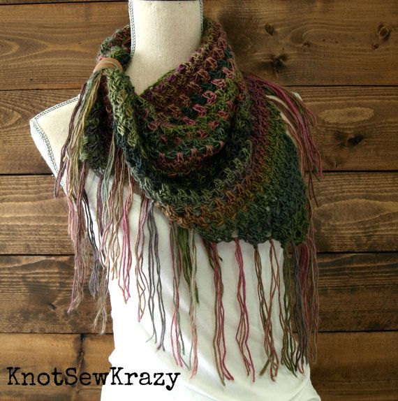 171 best Crochet Infinity Scarves