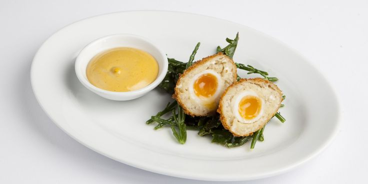 This brilliant Scotch egg recipe turns the traditional snack on its head, using smoked cod to cover the egg. These cod Scotch eggs are quite fun to prepare