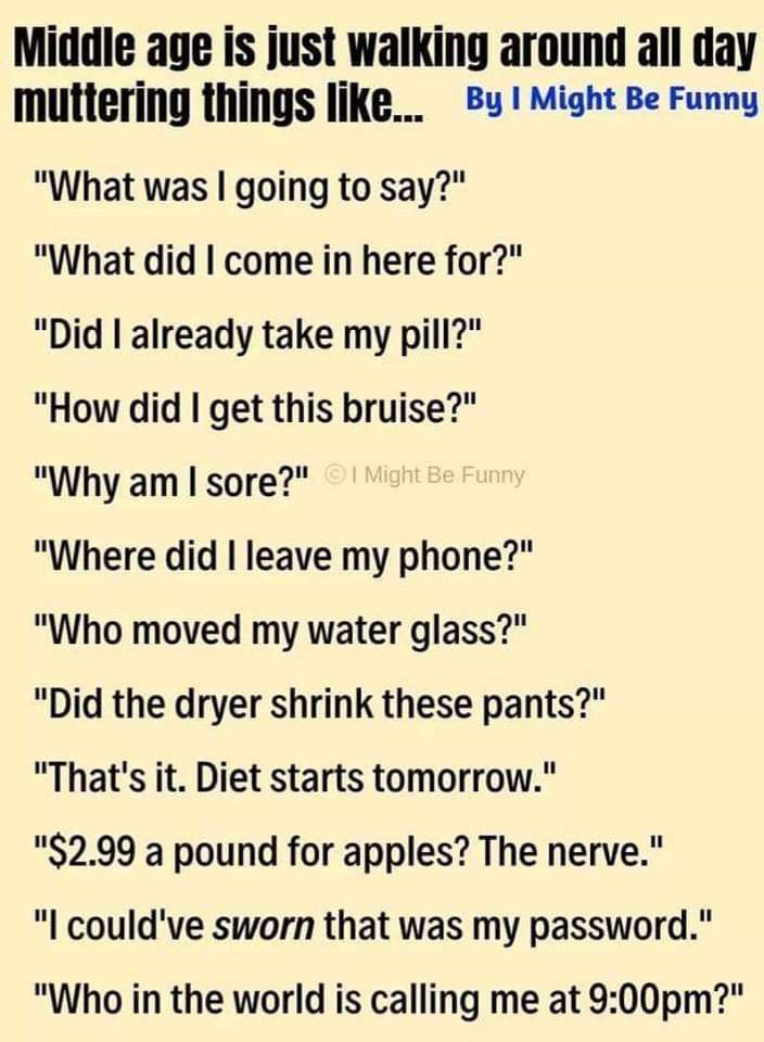 Pin By Michelle Johnson On Aging With Grace Getting Older Humor Just For Laughs Funny Quotes