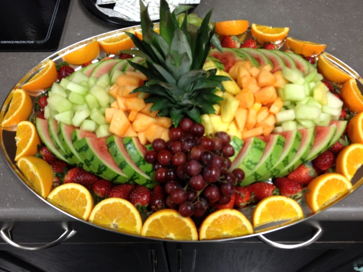 Platters - Fruit Display