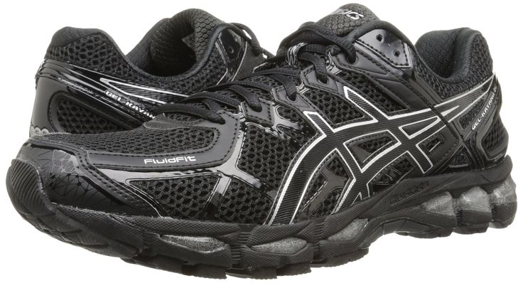 asics kayano 21 mens black