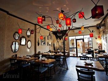 Wabi Sabi Garden Restaurant, St. Kilda - Menus, Reviews, Bookings - Restaurants