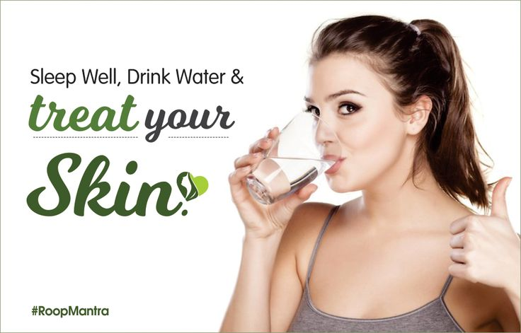 You have to follow some good habits to make your skin beautiful. Every day drink as much as Water you can & Sleep Well. It makes your Skin Healthy #healthyhabits