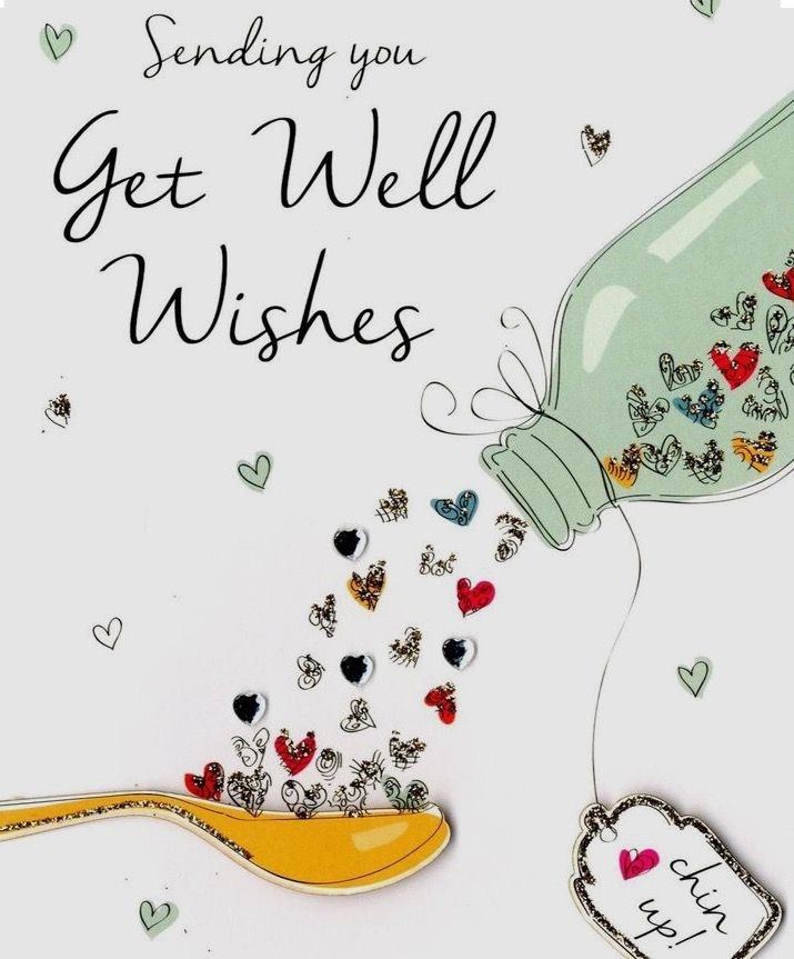 Get Well Soon My Sister Quotes: 17 Best Images About Get Well On Pinterest